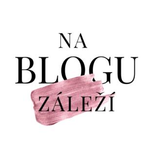 Na blogu záleží