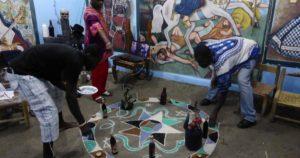 Zasvěcení do haitského vúdú